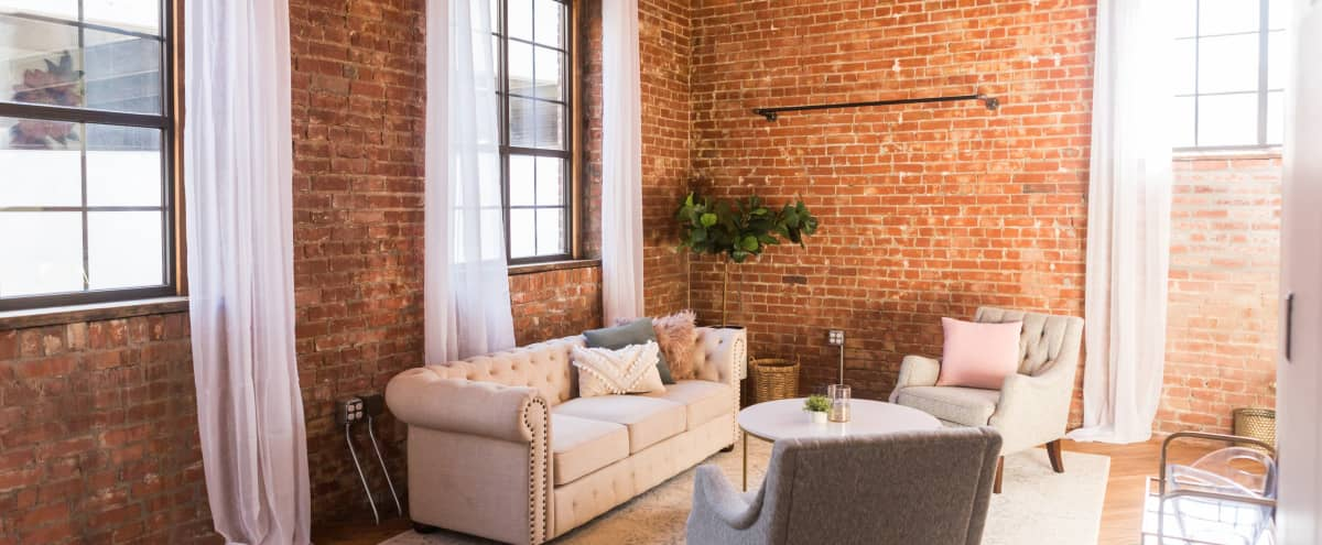 Urban Industrial Multi-level Event Space with Speakeasy in Kansas City Hero Image in Crossroads, Kansas City, MO