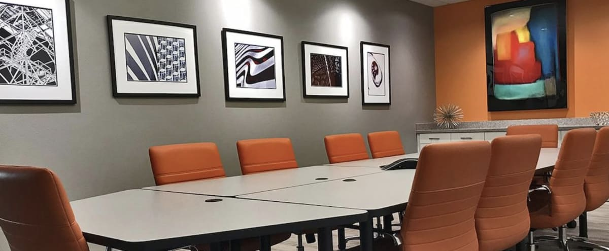Gorgeous Art Inspired 6-14 Person Conference Room in Vista Hero Image in undefined, Vista, CA