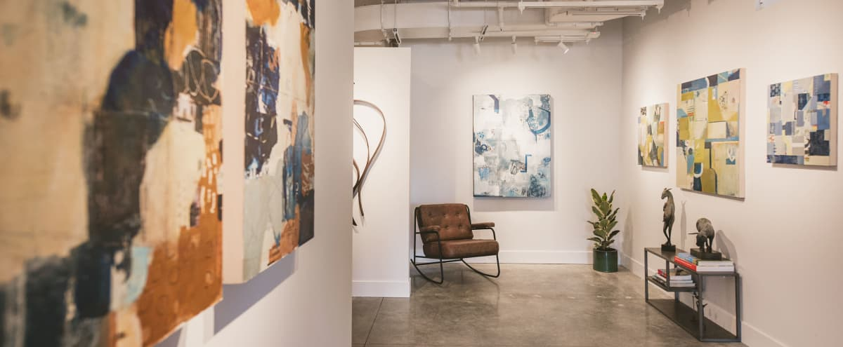 New Sophisticated Contemporary Art Gallery in Newport Beach Hero Image in undefined, Newport Beach, CA