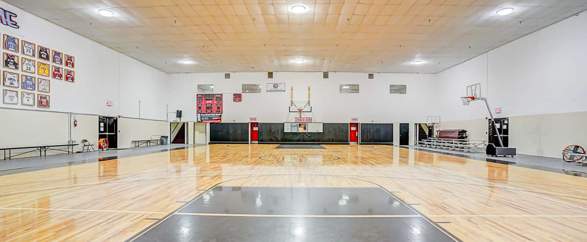 Amazing Private Basketball Gym with the Best Floor in Los Angeles in Compton Hero Image in undefined, Compton, CA