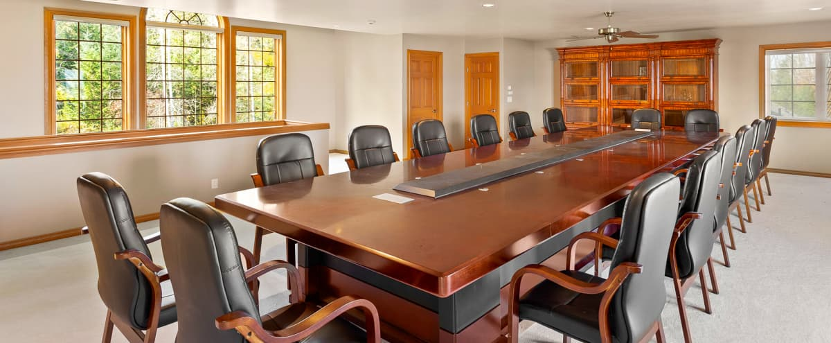 SkyView Conference Room at RidgeView Estate in Redmond Hero Image in undefined, Redmond, WA