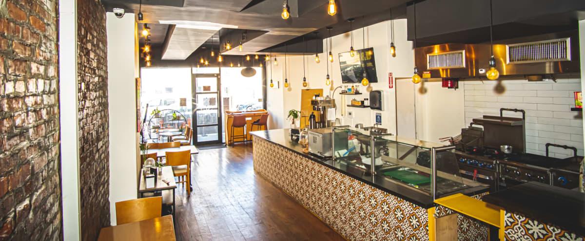 Cute & Cozy Cafe in Brooklyn Hero Image in Crown Heights, Brooklyn, NY