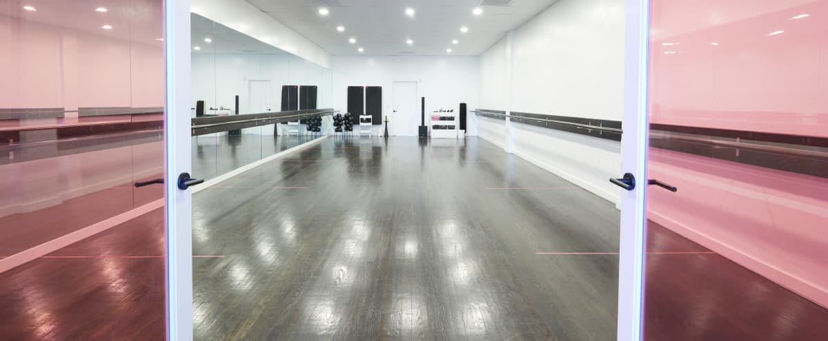 Beautiful Fitness Studio in Los Angeles Hero Image in Northeast Los Angeles, Los Angeles, CA
