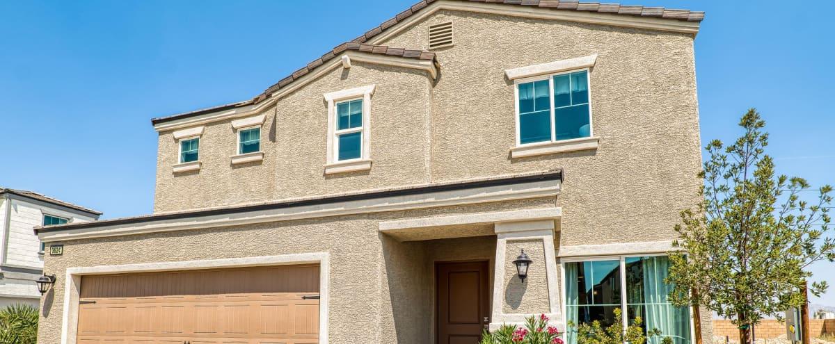 Brand New Model Home in Residential neighborhood in North Las Vegas Hero Image in undefined, North Las Vegas, NV