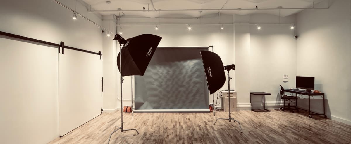 Fully Equipped Spacious SoHo Photo Studio in New York Hero Image in Lower Manhattan, New York, NY
