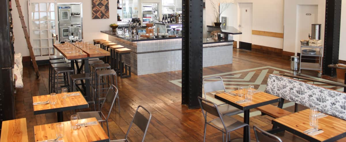 Fully Buyout - Downtown, Industrial Chic, Hidden Gem in San Francisco Hero Image in Financial District, San Francisco, CA