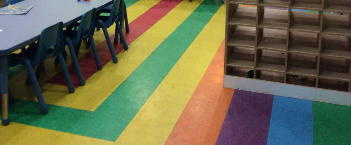 Colorful & Kid-friendly Ground-level Space in Saint Albans Hero Image in St. Albans, Saint Albans, NY