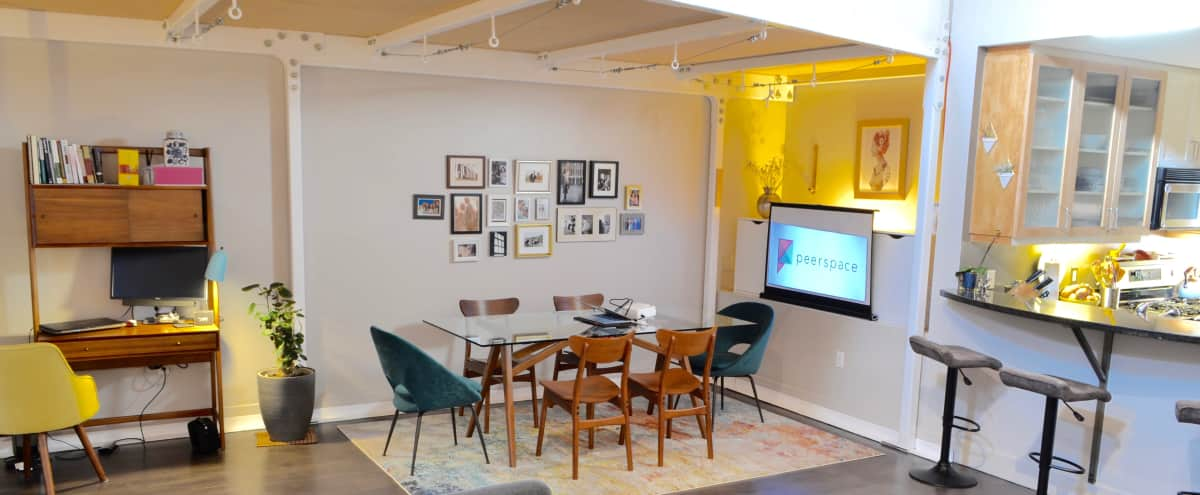 Bright offsite SOMA loft. 3 blocks from Moscone in San Francisco Hero Image in South of Market, San Francisco, CA