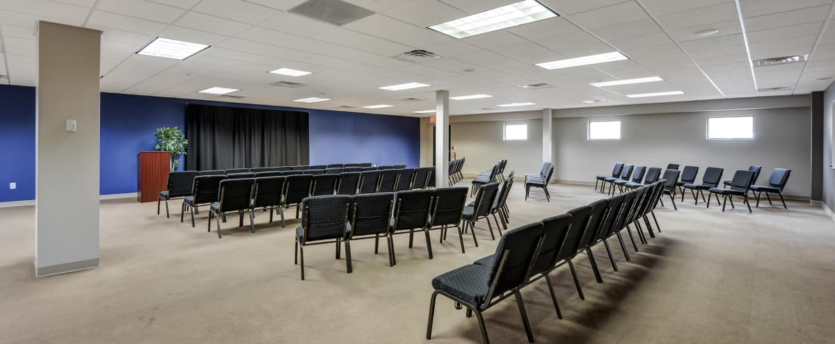 Spacious & Modern Corporate Event & Meeting Space in Roswell Hero Image in undefined, Roswell, GA
