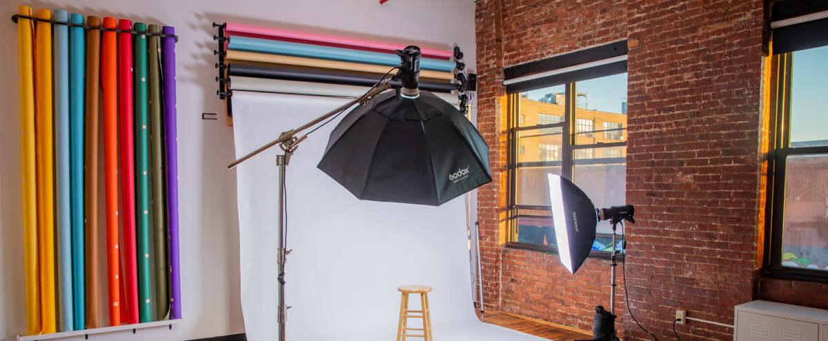 All Inclusive East Williamsburg Photo Studio in Brooklyn Hero Image in East Williamsburg, Brooklyn, NY
