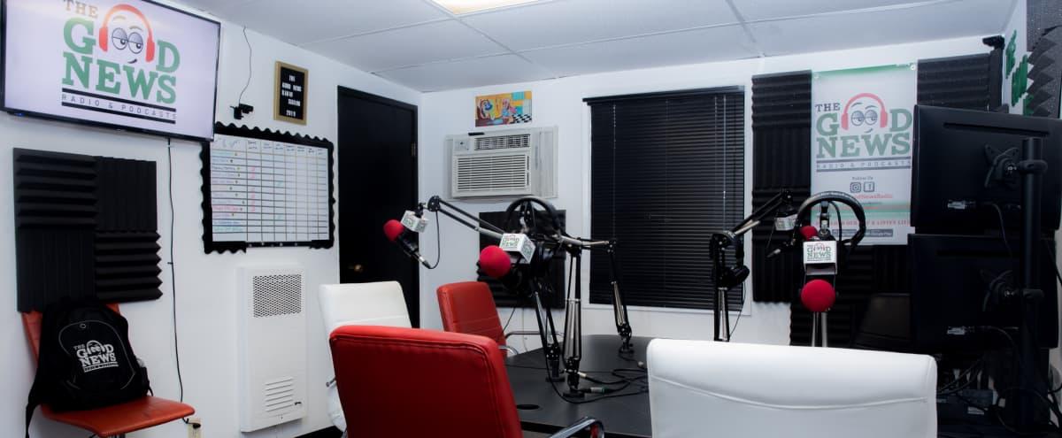 West LA Podcasts Recording Studio in Los Angeles Hero Image in Art District, Los Angeles, CA