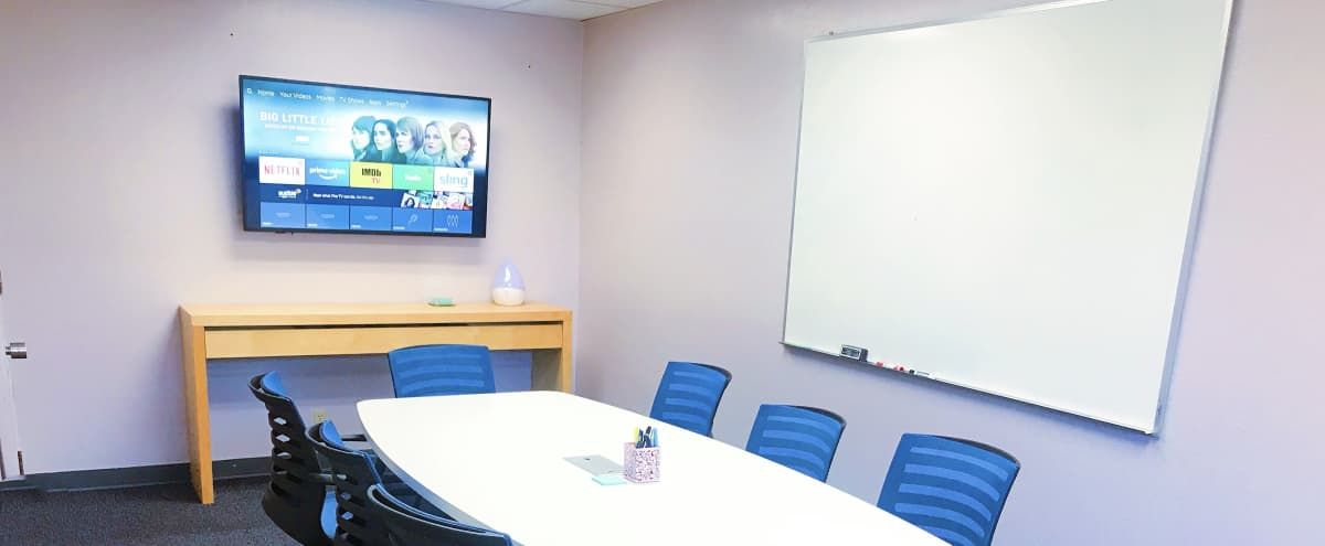 Silicon Valley Conference Room for 8 people in Santa Clara Hero Image in undefined, Santa Clara, CA
