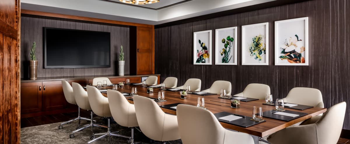 Eco-Friendly Executive Boardroom in Santa Monica Hero Image in Mid-City, Santa Monica, CA