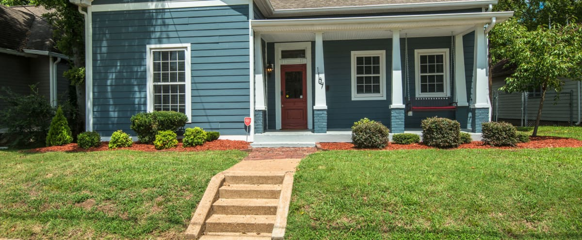 Large Family Home with Open Floor Plan and Huge Outdoor Space! in Nashville Hero Image in East End, Nashville, TN