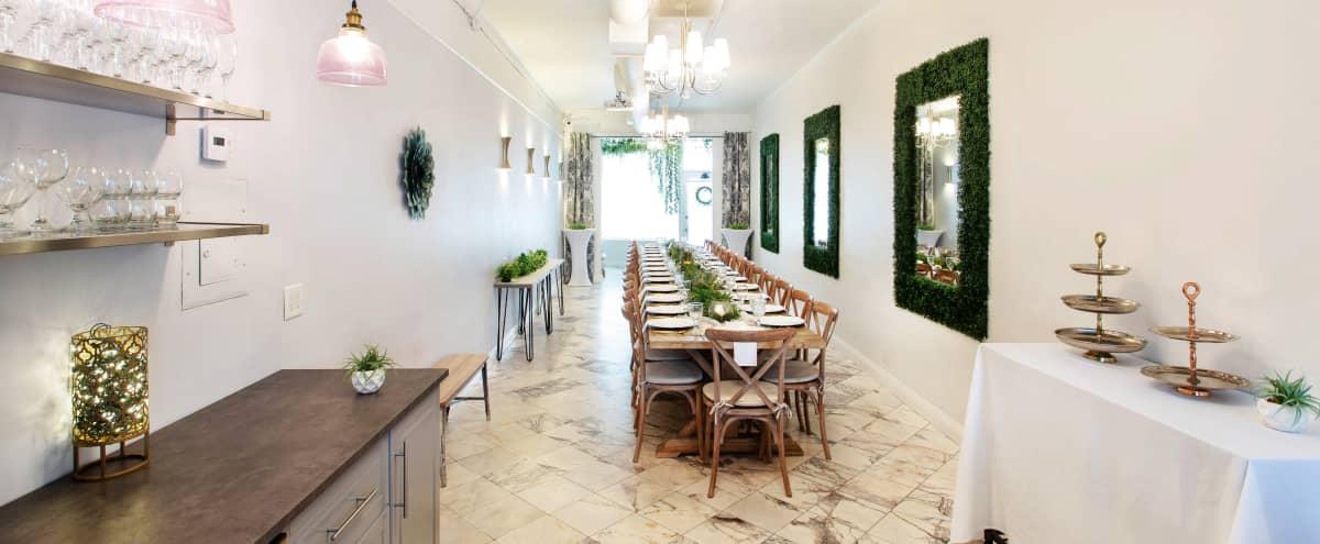 Chic Elegant Parisian-Style Venue w/ Floral Garden Vibes in Burbank Hero Image in undefined, Burbank, CA