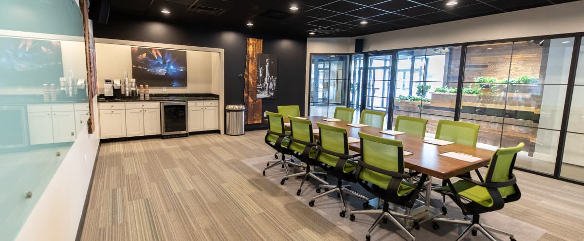 Modern High Tech Conference Room in Derry Hero Image in Derry, Derry, NH