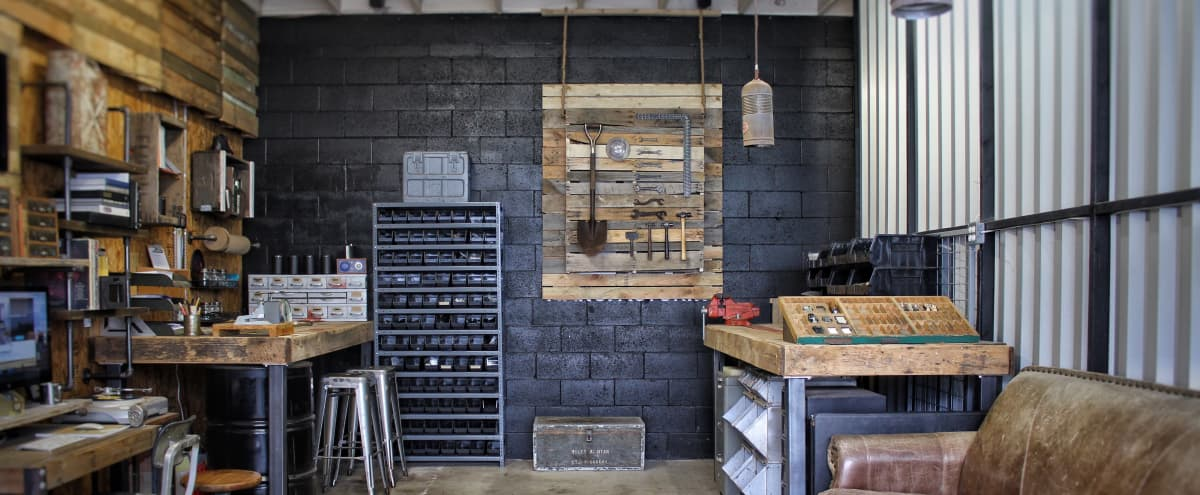 Laguna Canyon Vintage Industrial Workshop in Laguna Beach Hero Image in undefined, Laguna Beach, CA