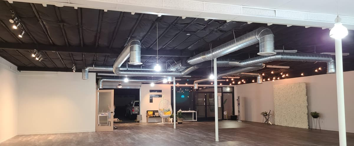 Minimalist Event Space in Mission Hills With Downtown Views in San Diego Hero Image in Mission Hills, San Diego, CA