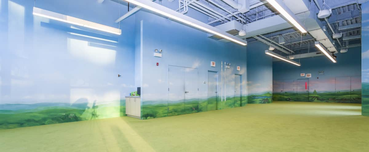 Spacious Activity Room | Meadow & Mountain in Chicago Hero Image in Logan Square, Chicago, IL