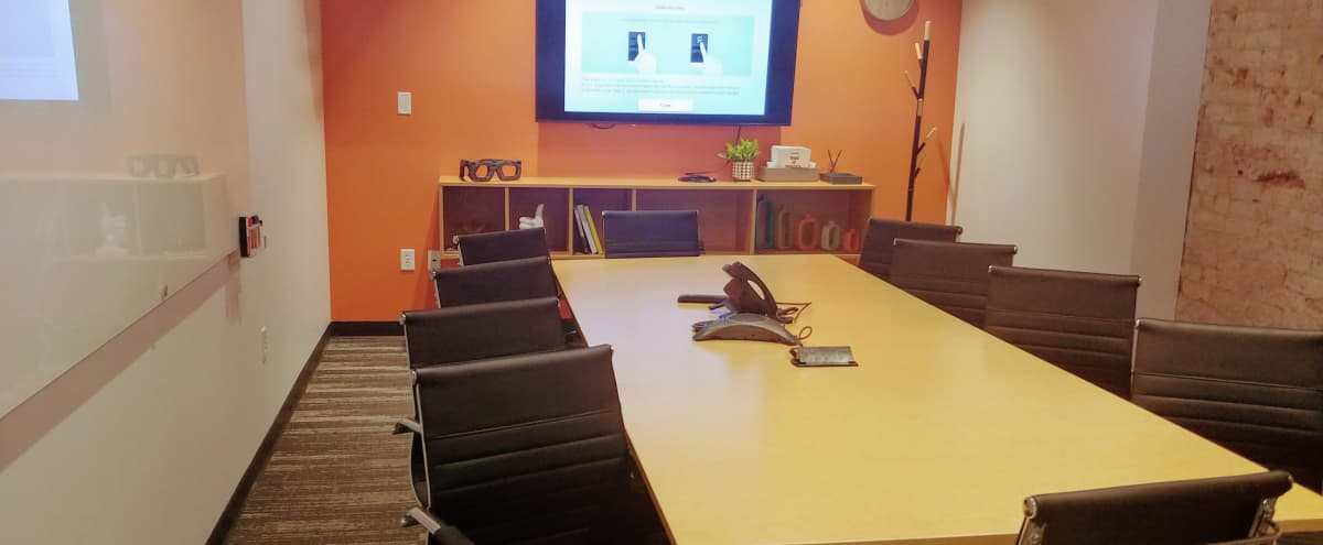Downtown Creative Meeting Room - Linden in Ft Collins Hero Image in undefined, Ft Collins, CO