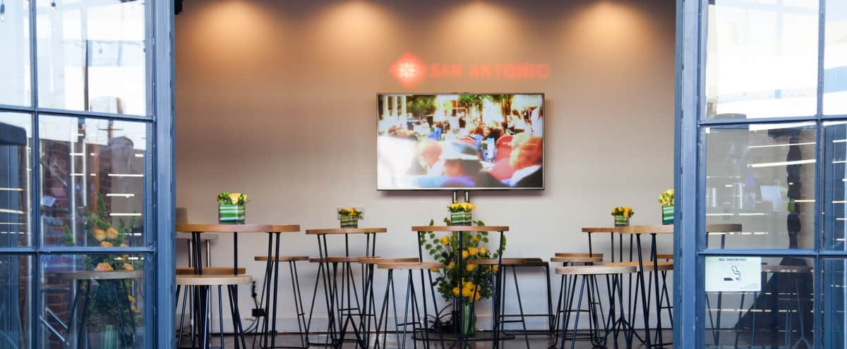 Gorgeous Industrial Kitchen + Indoor/Outdoor Event Space in Los Angeles Hero Image in Central LA, Los Angeles, CA