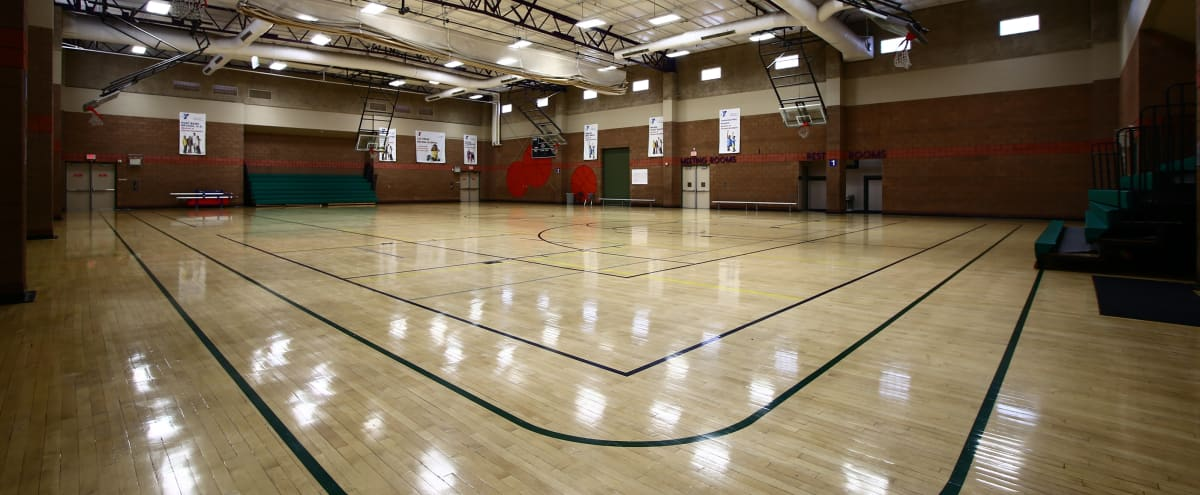 Amazing Gymnasium For Large Get-Togethers in Las Vegas Hero Image in undefined, Las Vegas, NV
