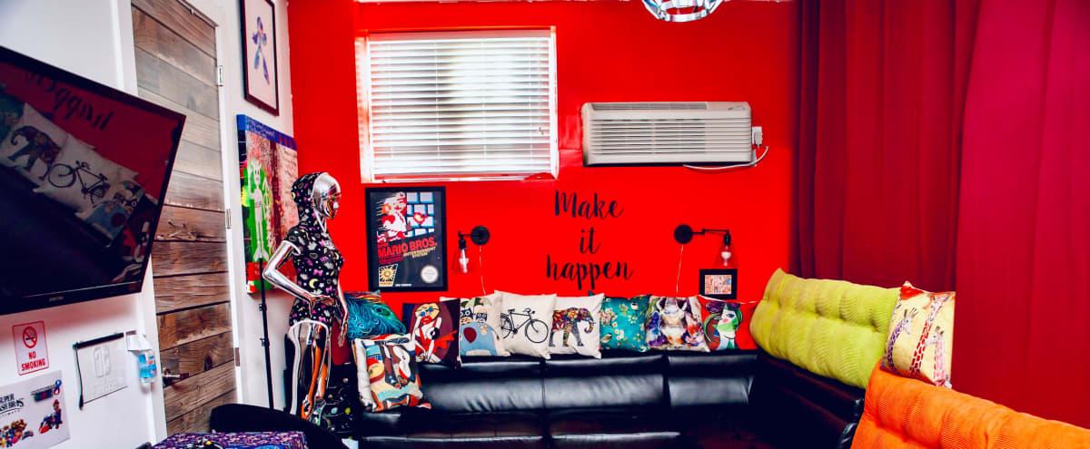 Game House & Lounge in Bushwick in Brooklyn Hero Image in Bushwick, Brooklyn, NY