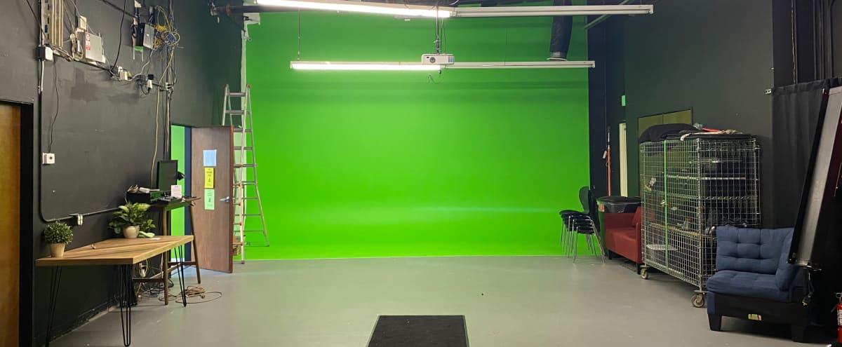 Quiet Green Screen Sound Stage w/ Lighting in Milpitas Hero Image in Berryessa, Milpitas, CA