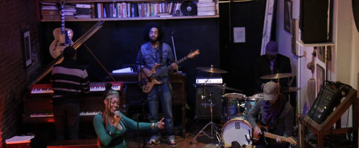 A Unique Black-Owned Jazz Club in Brooklyn, NY in Brooklyn Hero Image in Williamsburg, Brooklyn, NY