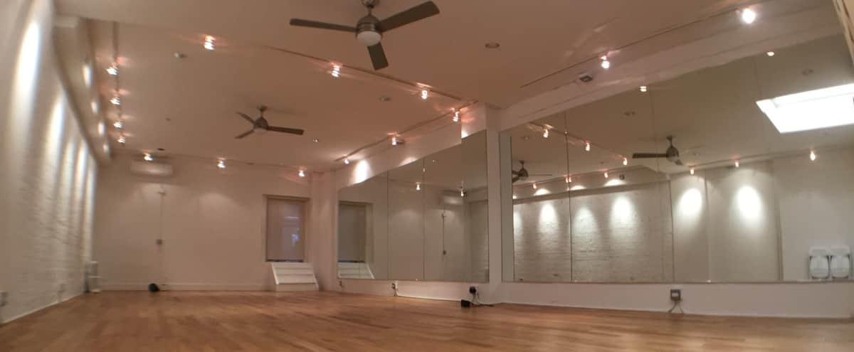Spacious Private Yoga/Dance Studio in Midtown in New York Hero Image in Midtown, New York, NY