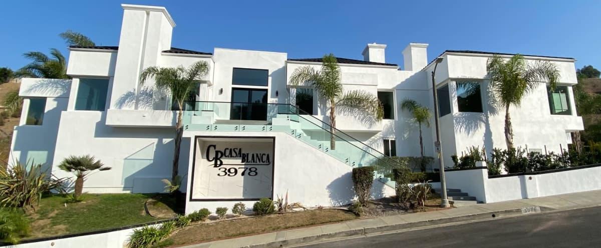 Mansion in Baldwin Hills with City Views in Los Angeles Hero Image in South Los Angeles, Los Angeles, CA
