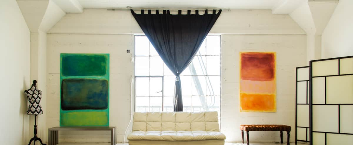 Natural Light Loft Studio w/ Cyc and EQ in Los Angeles Hero Image in Downtown, Los Angeles, CA
