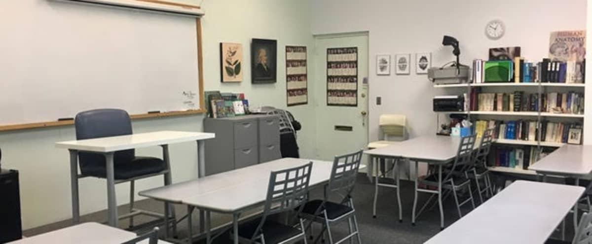 Downtown Classroom/ Therapist's Office with Beautiful Light in New York Hero Image in Financial District, New York, NY