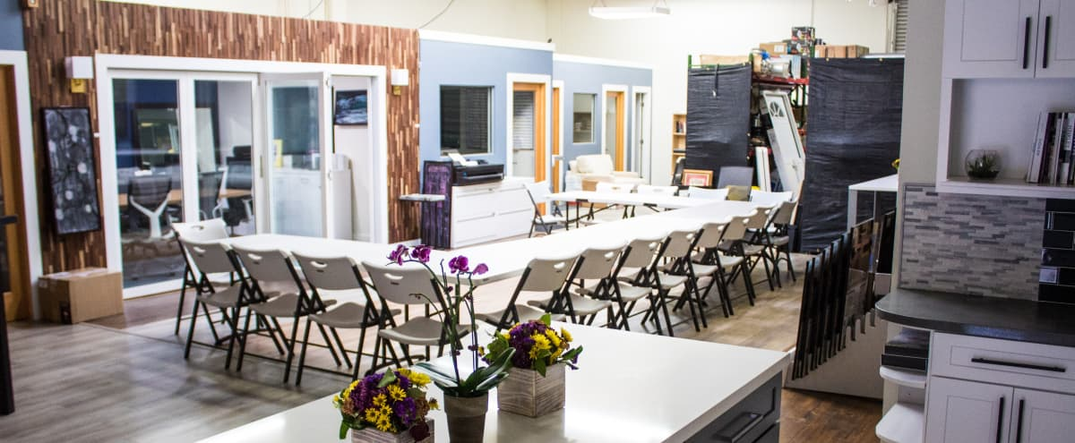 Spacious, Unique Meeting Space Minutes From The Beach in San Diego Hero Image in Bay Ho, San Diego, CA