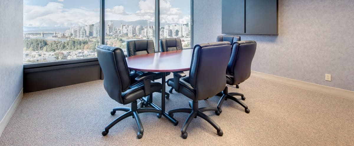 Executive Meeting Room at W Broadway in Vancouver Hero Image in Fairview, Vancouver, BC