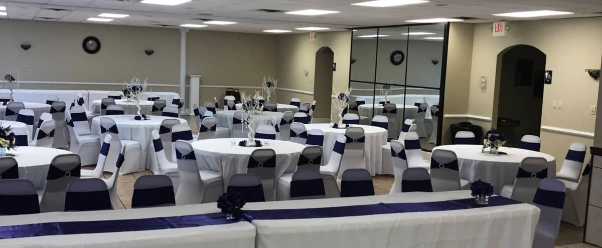 Clean Banquet Hall in Riverdale, GA in Riverdale Hero Image in undefined, Riverdale, GA