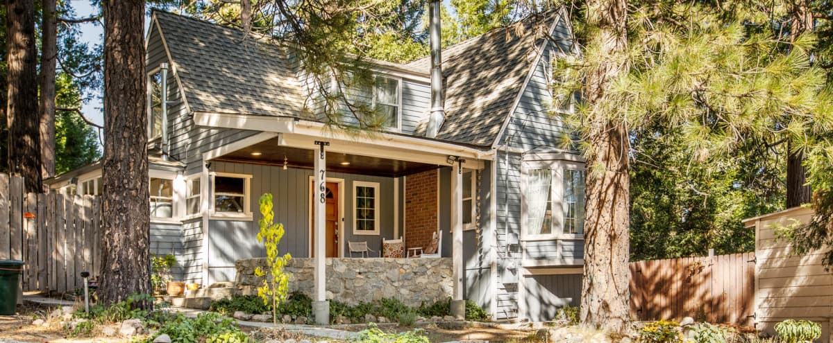 Charming Chic Cottage in the Woods Near a Lake in Twin Peaks Hero Image in undefined, Twin Peaks, CA