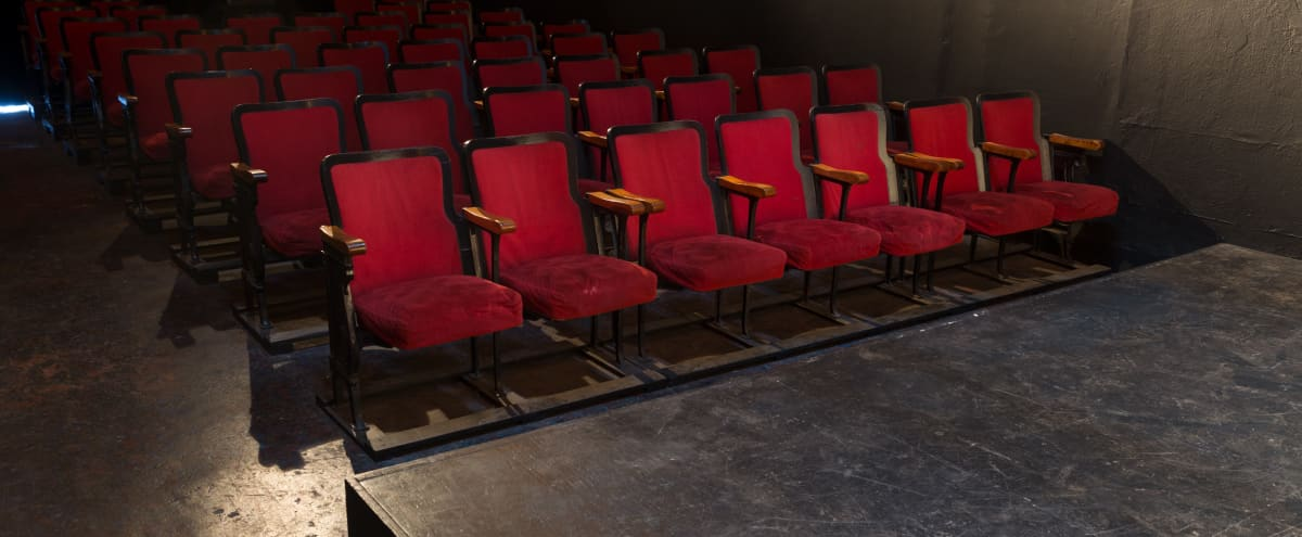 Charming 50 Seat Theater in East Hollywood in Los Angeles Hero Image in East Hollywood, Los Angeles, CA