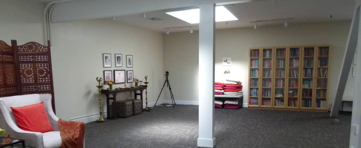 Spiritual & Elegant Loft with Cozy Meeting & Meditation Rooms, and Kitchen in Emeryville Hero Image in undefined, Emeryville, CA