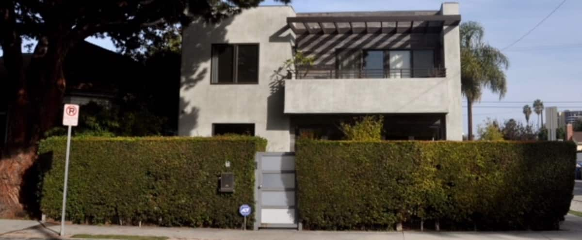 Modern House On Corner Lot in Venice's Silver Triangle in Venice Hero Image in Venice, Venice, CA