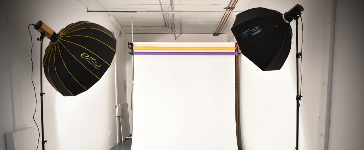 Simple Studio & Creative Space in Brooklyn Hero Image in East Williamsburg, Brooklyn, NY