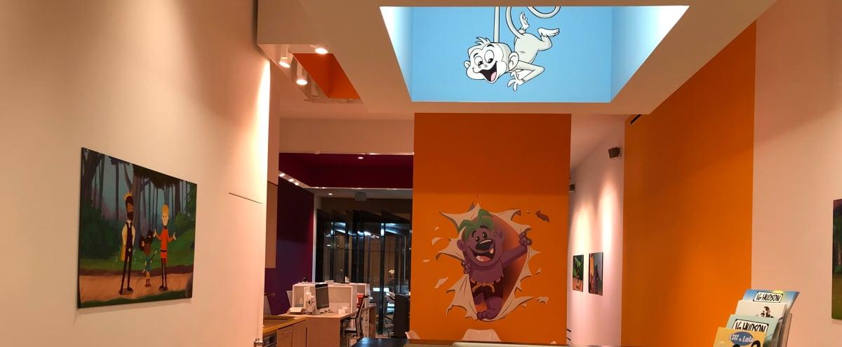 Tribeca Bright Light and Versatile Studio Space in New York Hero Image in Tribeca, New York, NY