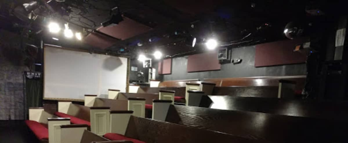 Theatre and Classroom Spaces 100 seats in Plano Hero Image in undefined, Plano, TX
