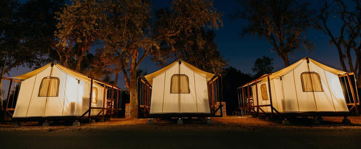 Wildhaven Glamping Resort on the Russian River in HEALDSBURG Hero Image in undefined, HEALDSBURG, CA