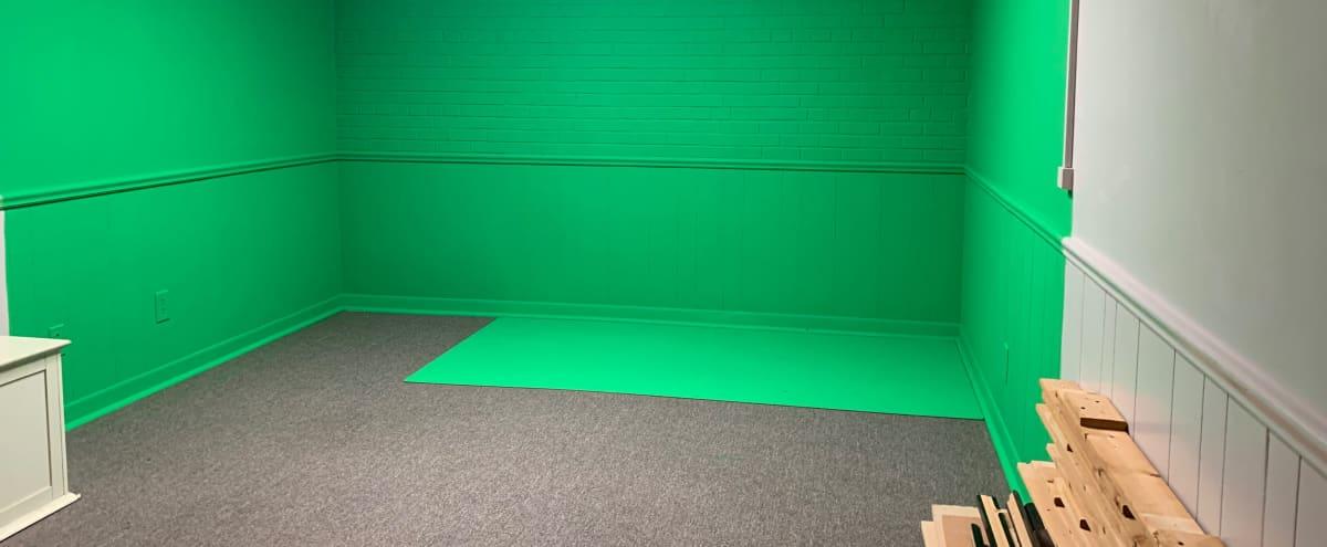 Main Street Studio | Film/Photo Sets & Podcast Studio in Lafayette Hero Image in Downtown, Lafayette, LA