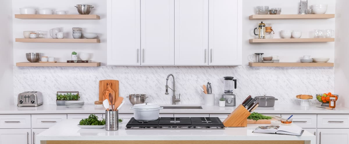 Modern Kitchen Studio Set (50+ Looks, Perfect for Food Shoots) in Culver City Hero Image in Downtown, Culver City, CA