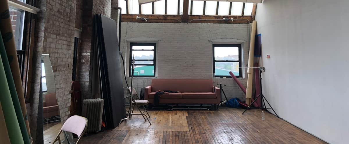 Daylight Photo Studio in Brooklyn Hero Image in East Williamsburg, Brooklyn, NY