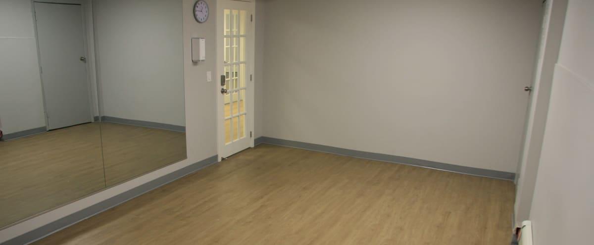 Small Dance Studio for Creative Use - 6 in Toronto Hero Image in Midtown Toronto, Toronto, ON