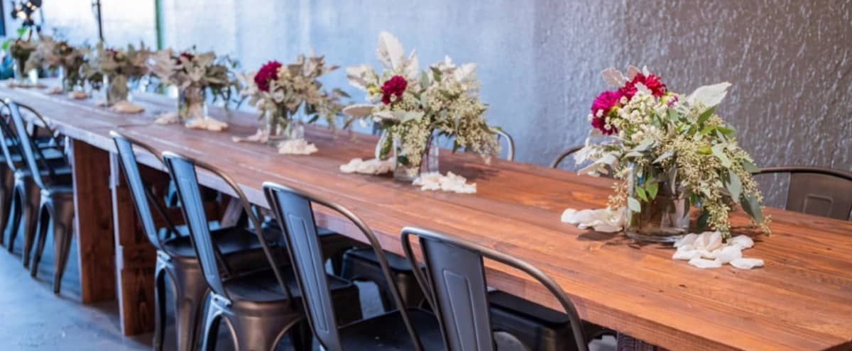 Beautiful Rustic Party Space in Long Beach Hero Image in North Long Beach, Long Beach, CA