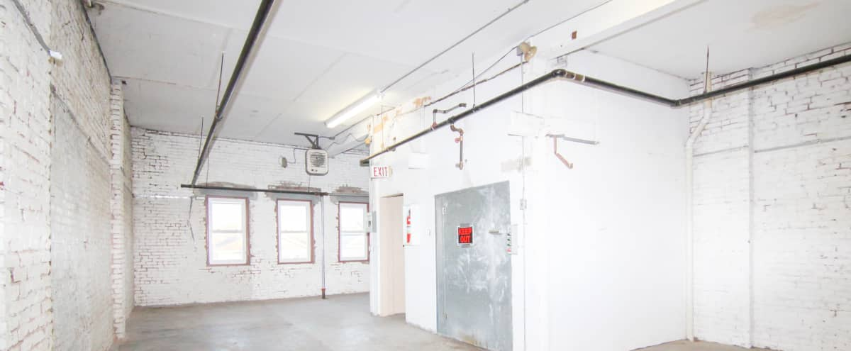 Urban Warehouse Space with Solid Masonry Walls in East orange Hero Image in undefined, East orange, NJ